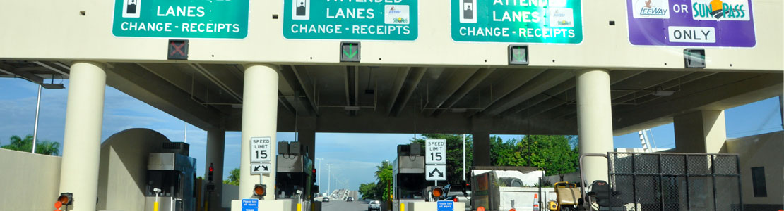 Toll Roads in Florida
