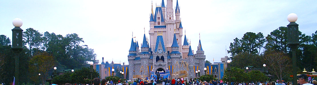 Disney World big Florida