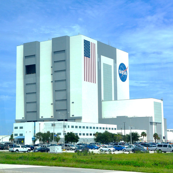 Kennedy Space Center an der Space Coast