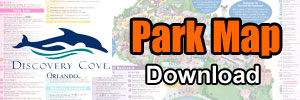 Park Map von Discovery Cove