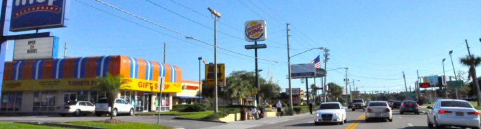 International Drive in Orlando,Florida