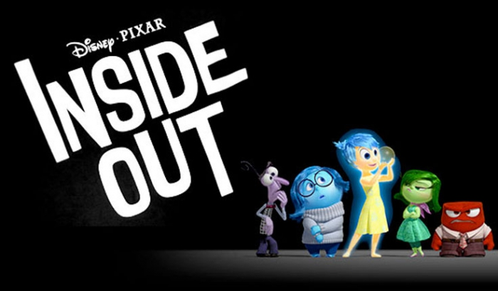 Inside Out - Neuer Disney/Pixar Film 2015
