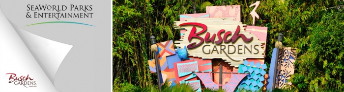 Sea Worlds Busch Gardens