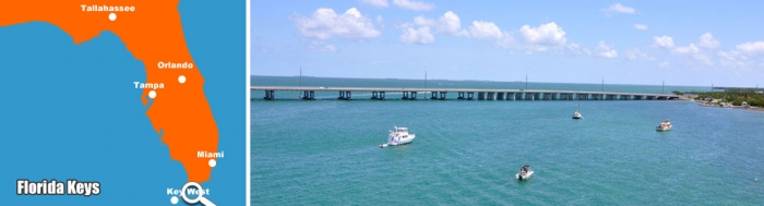 Die Florida Keys