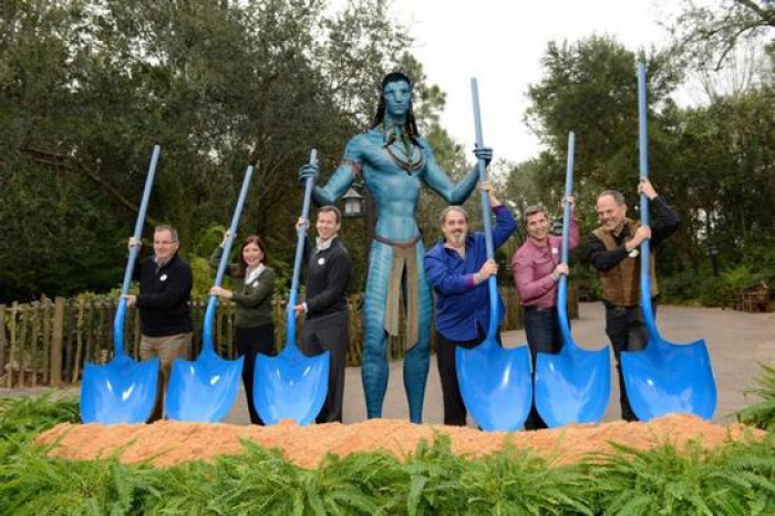Avatar kommt nach Walt Disney World !